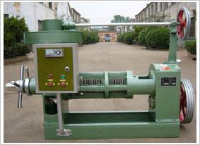 Oil Press With Electrical Heater